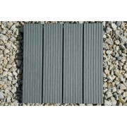 DuoFuse Decking Tile Grey (Pack of 11)