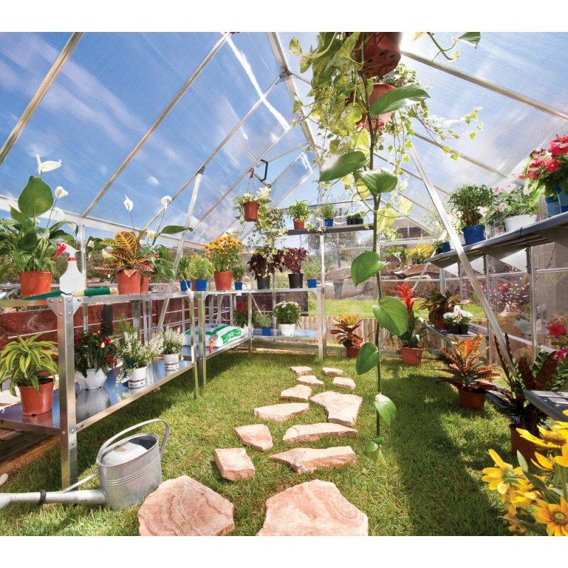 Greenhouse Aluminium Large Balance 8`X 12`