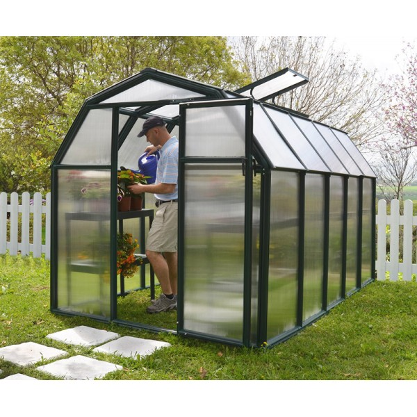 Twin-Wall Greenhouse 6′ x 10′