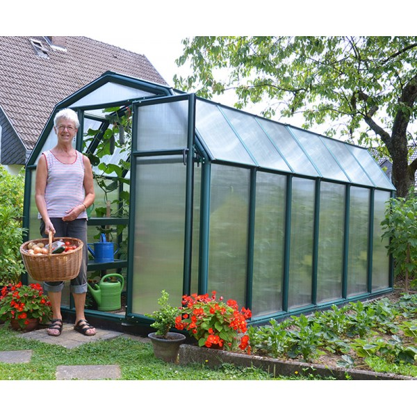 Eco Grow 6′ x 12′ Greenhouse
