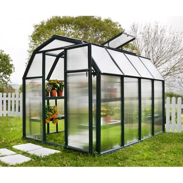 Eco Grow Greenhouse 6′ x 8′