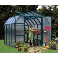 8 ft Greenhouse Grand Gardener