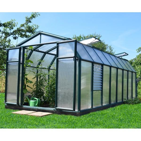 Greenhouse Hobby Gardener 8′x16′