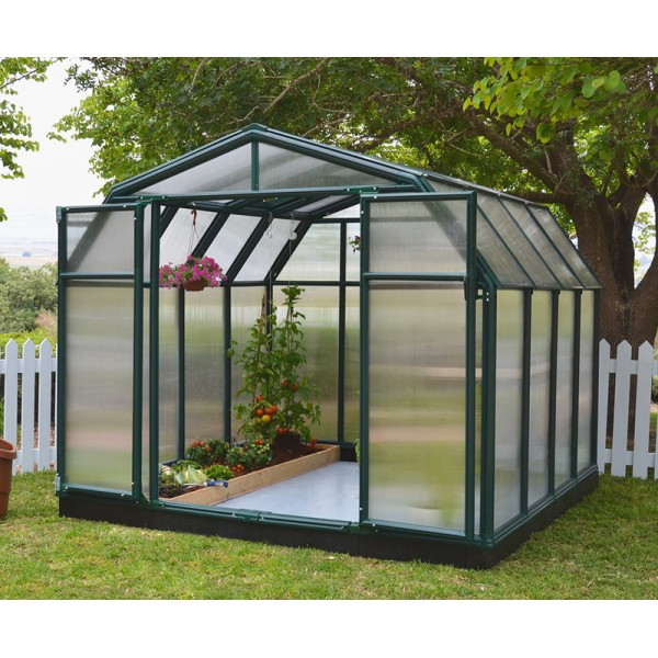 Hobby Gardener 8′x8′ Greenhouse