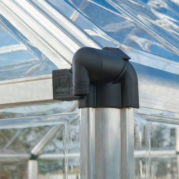 Snap & Grow Greenhouses 6`x 8` - Silver