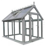 The Ultimate UPVC Greenhouse