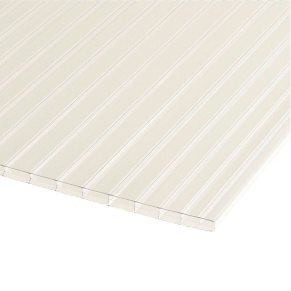 16mm Polycarbonate Greenhouse Roof Sheets 700mm X 2000mm