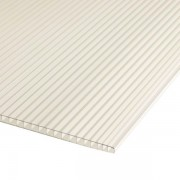 4mm x 6 Polycarbonate Greenhouse Cloche Sheets 610x1220