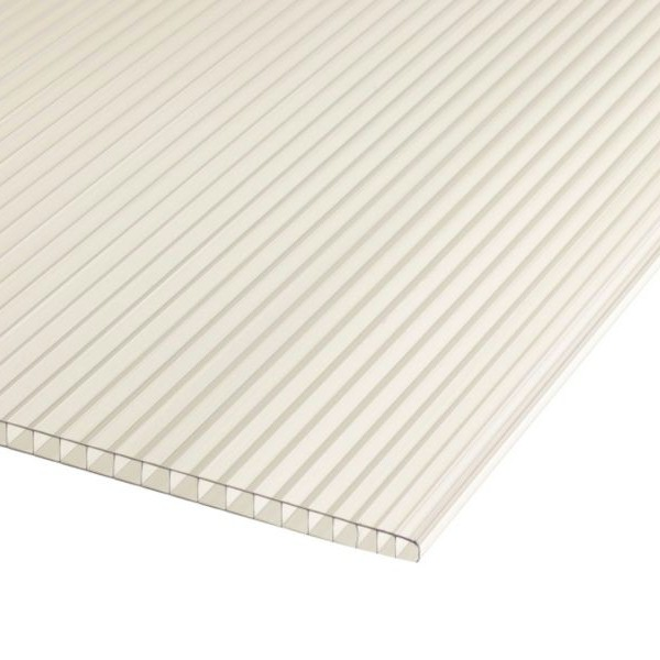 4mm Polycarbonate Greenhouse Sheets 610x1550