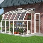 Lean-To Greenhouse Or Sun Room 6′x10′
